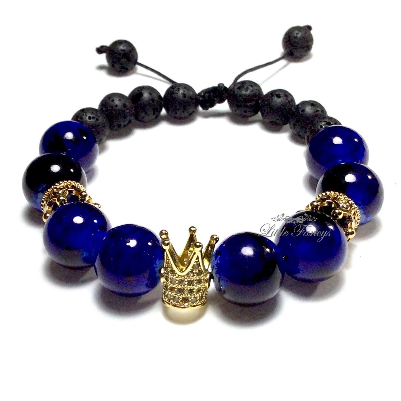 Blue Royalty Bracelet