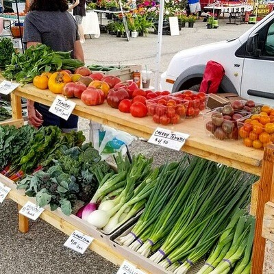 Farmers Market Share