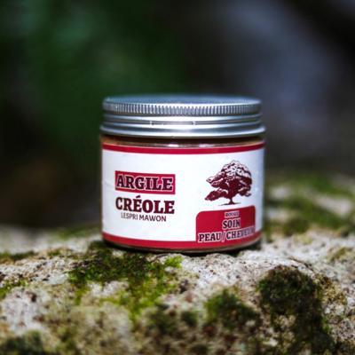 Argile Créole - Rouge - 150ml