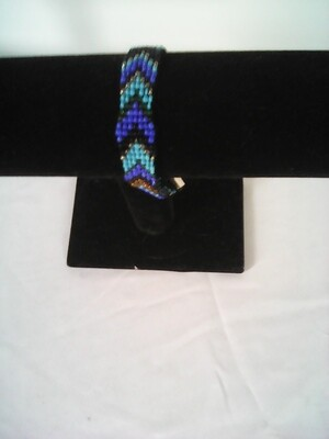 2 Color Beads Bracelet