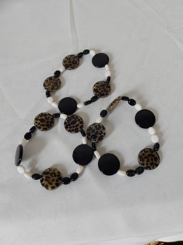 Black & White Bracelets