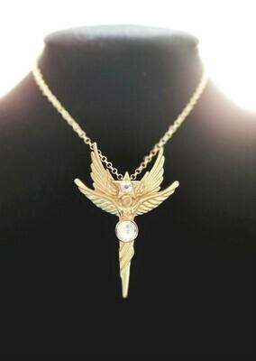 Sedona Angel Star Gold Copper/Retreat Angel sale$199/$244.00