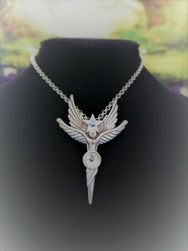 Enchanting Sedona Star Language of Light Angel/Retreat Angel sale$199/$244.00
