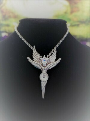 Enchanting Sedona Star Angel Sterling Silver/Retreat Angel sale$199/$244.00