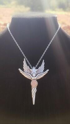 Sedona Angel Star Sterling Silver/ Sedona Nirvana Quartz crystal/Angel Retreat Sale $233.00/288.00