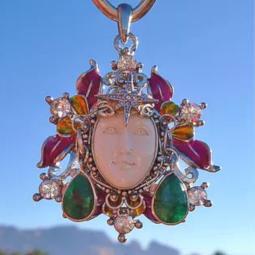 Sale $344/444 Beautiful Star Goddess Tara