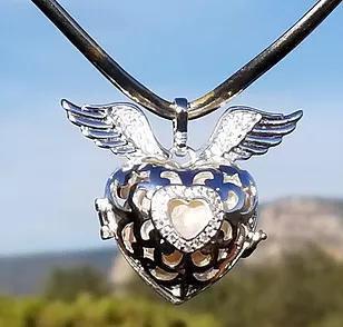 Sale $199/244 White light Heart of Sedona Crystal Angels of Atlantis