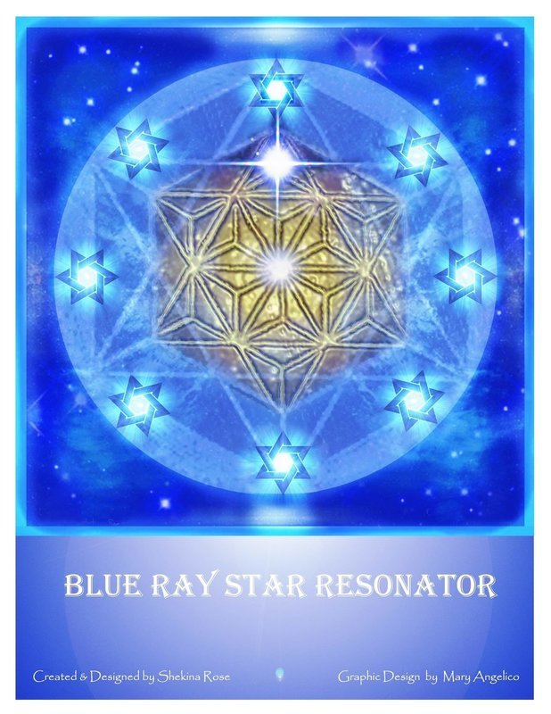 Blue Ray Star Resonator Direct Download sale $12.00/15.00