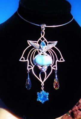 Sale $444.00/555.00Atlantean Priestess Temples of Isis Larimar,