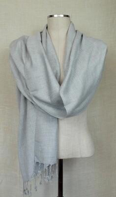 Dafayer Silver Grey Shawl
