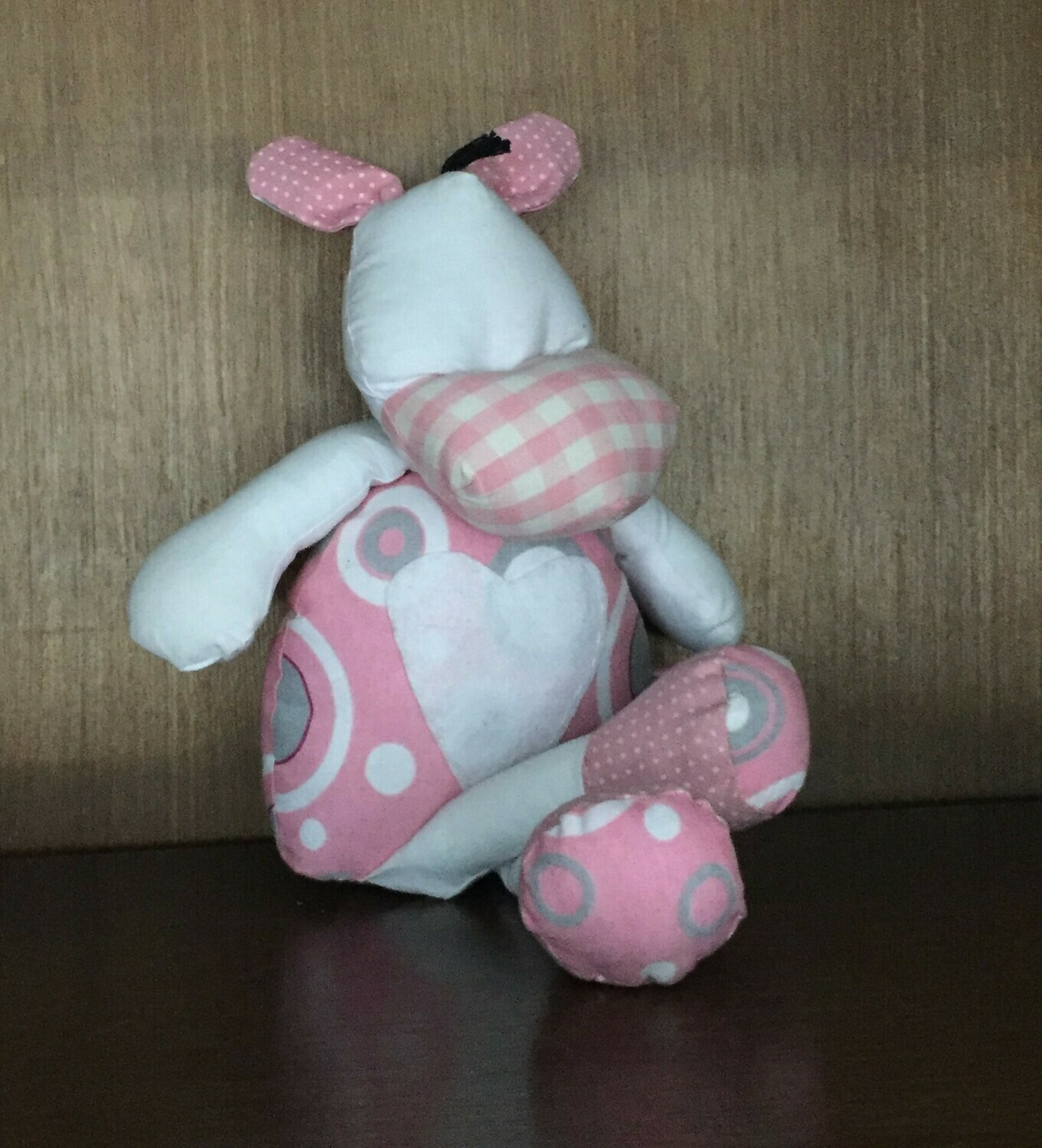 Toy: Cow Pink