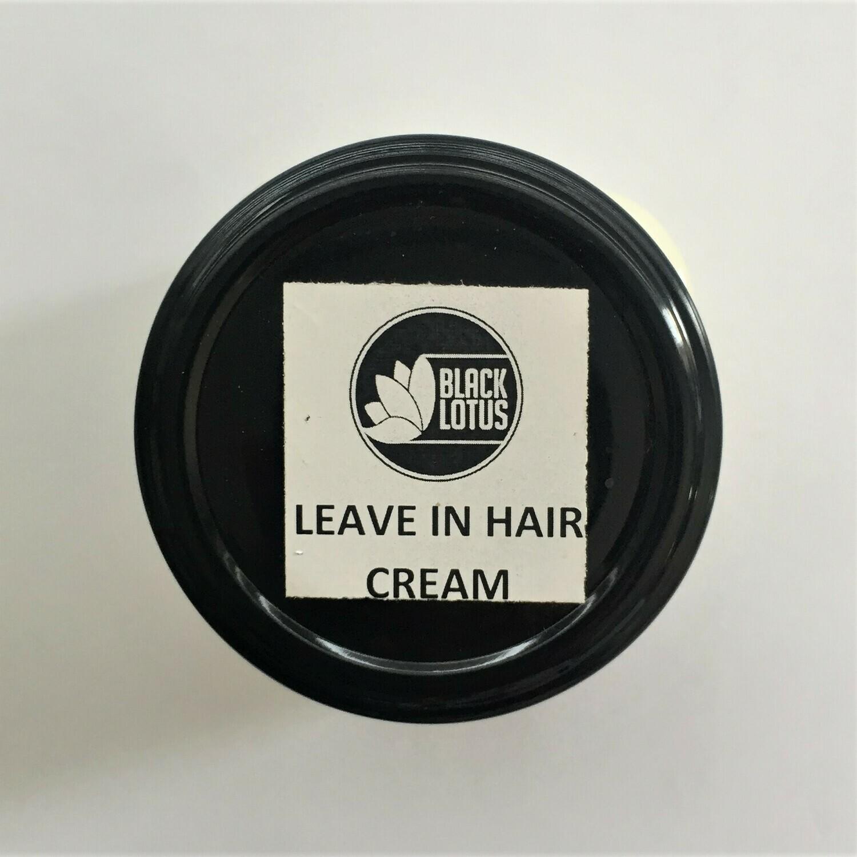 Leave in Hair Cream