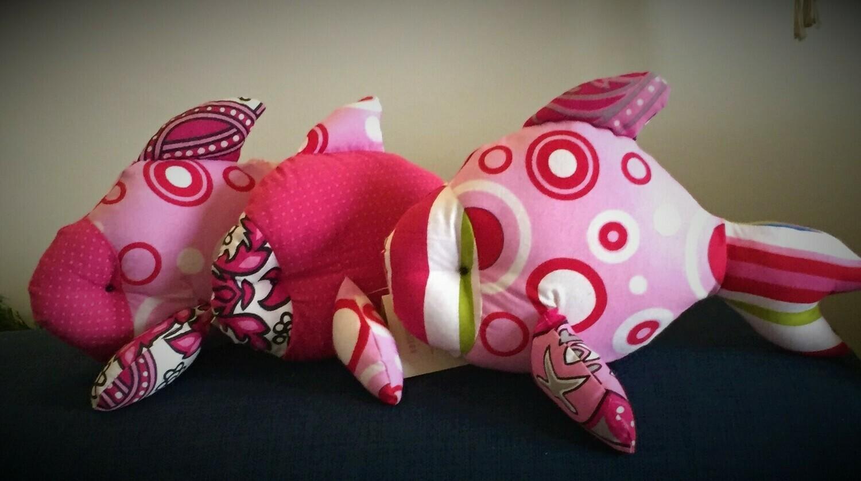 Fish Stuffed Toy