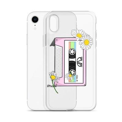 CDV Summer Vibes Cassette iPhone Case