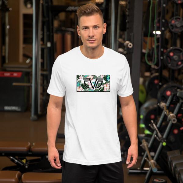 Summer Vibes CDV Logo Short-Sleeve Unisex T-Shirt