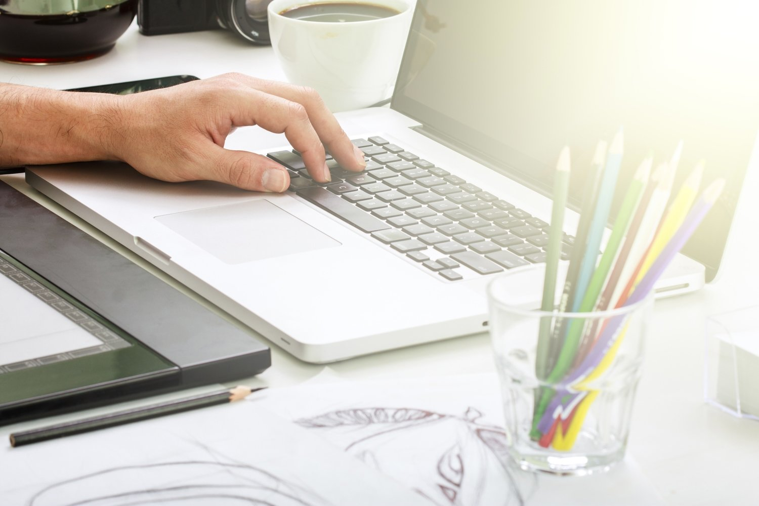 Writing a Blog Post for Your Website
