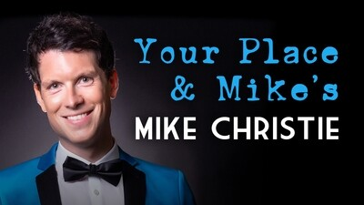 Gift Voucher for Mike's Live Online Shows