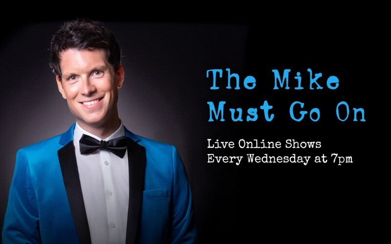 Download of Mike's Live Online Show