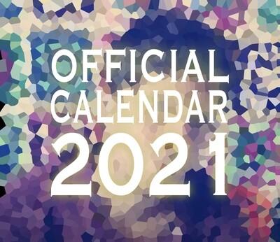Official 2021 Calendar