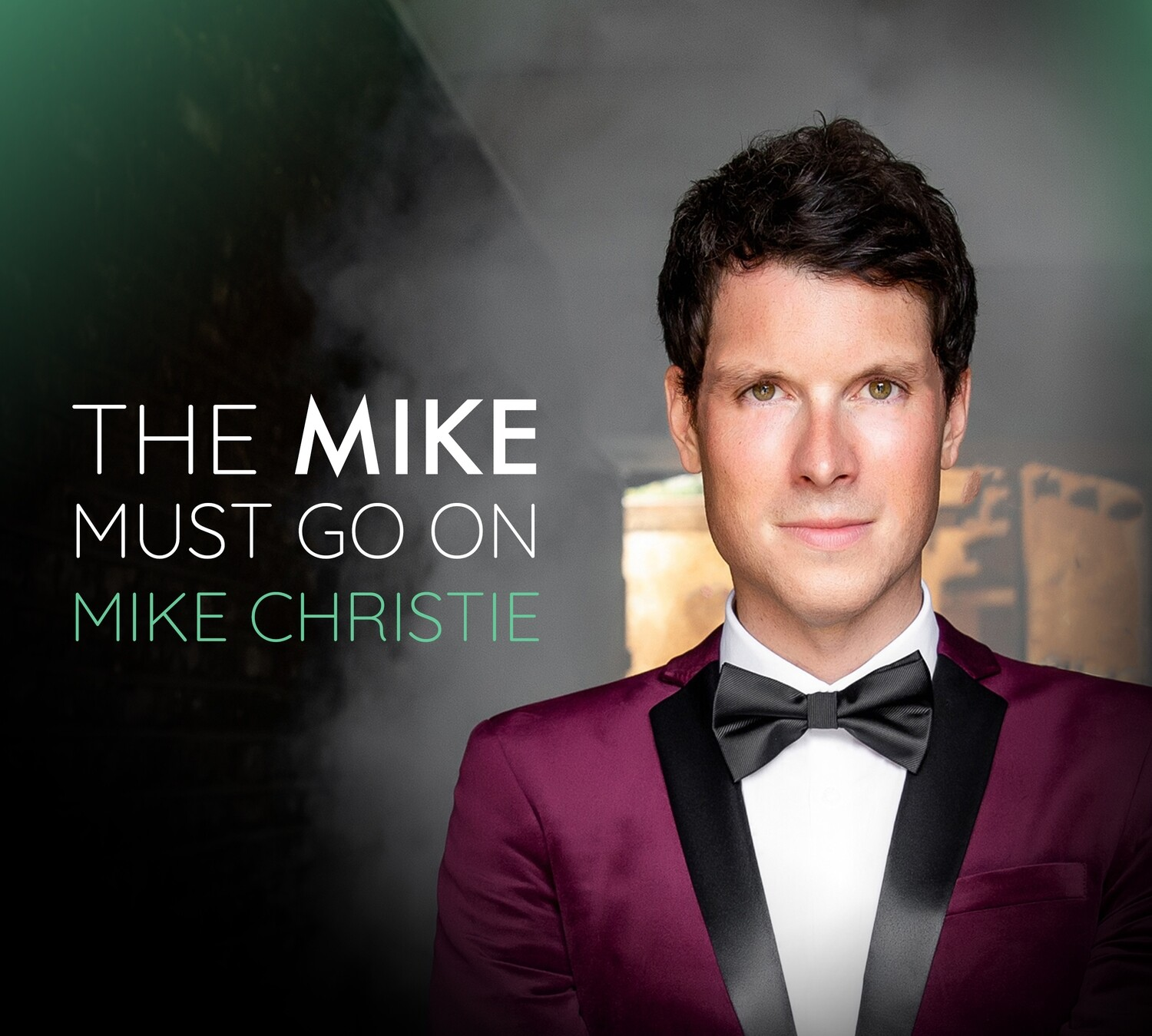 'The Mike Must Go On' NEW Solo Album (physical)