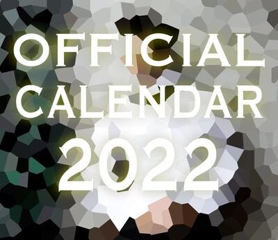 Official 2022 Calendar