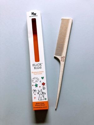 No Nasties SLiCK Kids Biodegradable Tail Comb