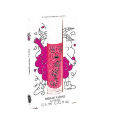 Nailmatic kids lip gloss - Raspberry