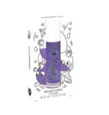 Nailmatic kids lip gloss - Blackcurrant
