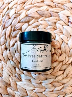 Tox Free Naturally Chest Rub