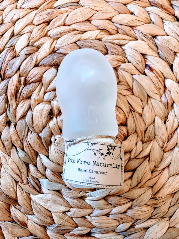 Tox Free Naturally Hand Cleanser