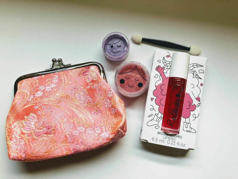 Play Makeup Gift Purse