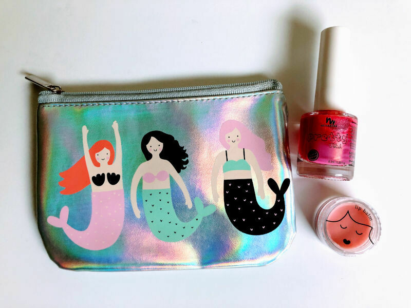 Play Makeup Gift Bag - 3 Mermaids