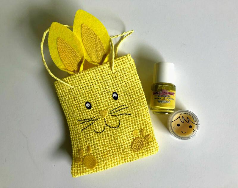 Little yellow bunny