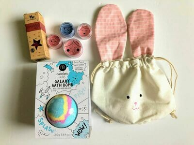 Play Makeup Gift Bag - Floppy Bunny