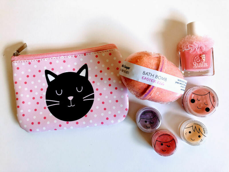 Play Makeup Gift Bag - Little Cat