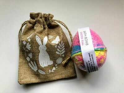 Bunny Bath Bomb Bag