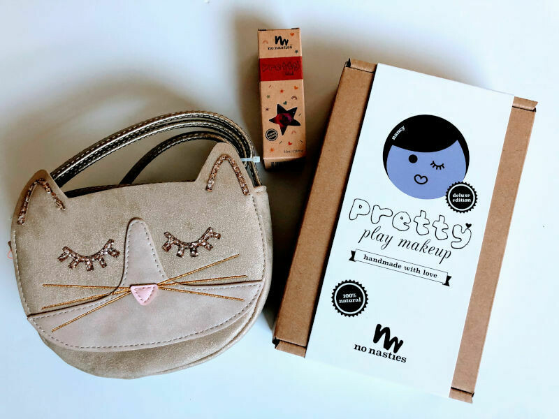 Play Makeup Gift Bag - Sleepy Cat
