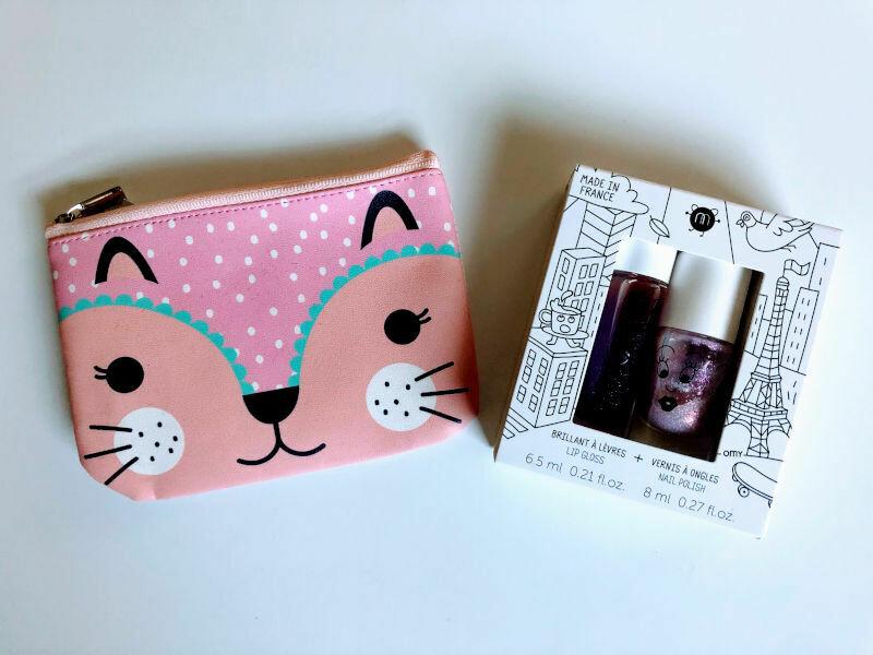 Play Makeup Gift Bag - Pretty Pink Cat
