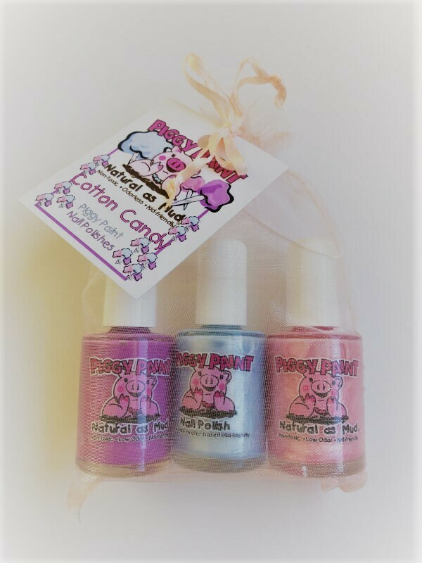 Piggy Paint Cotton Candy Trio Gift Pack