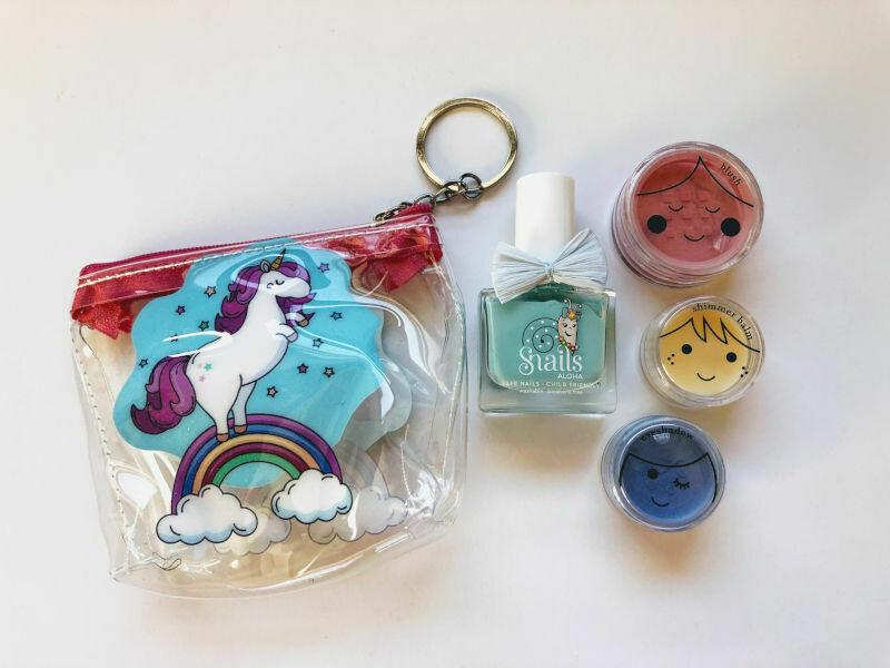 Play Makeup Gift Bag - Unicorn purse