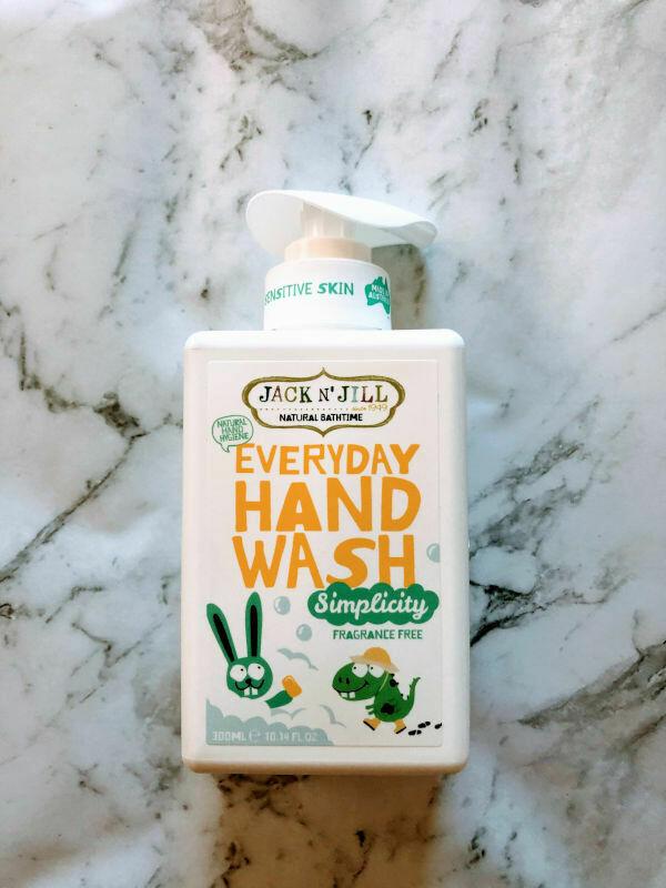 Jack n Jill Hand Wash Simplicity