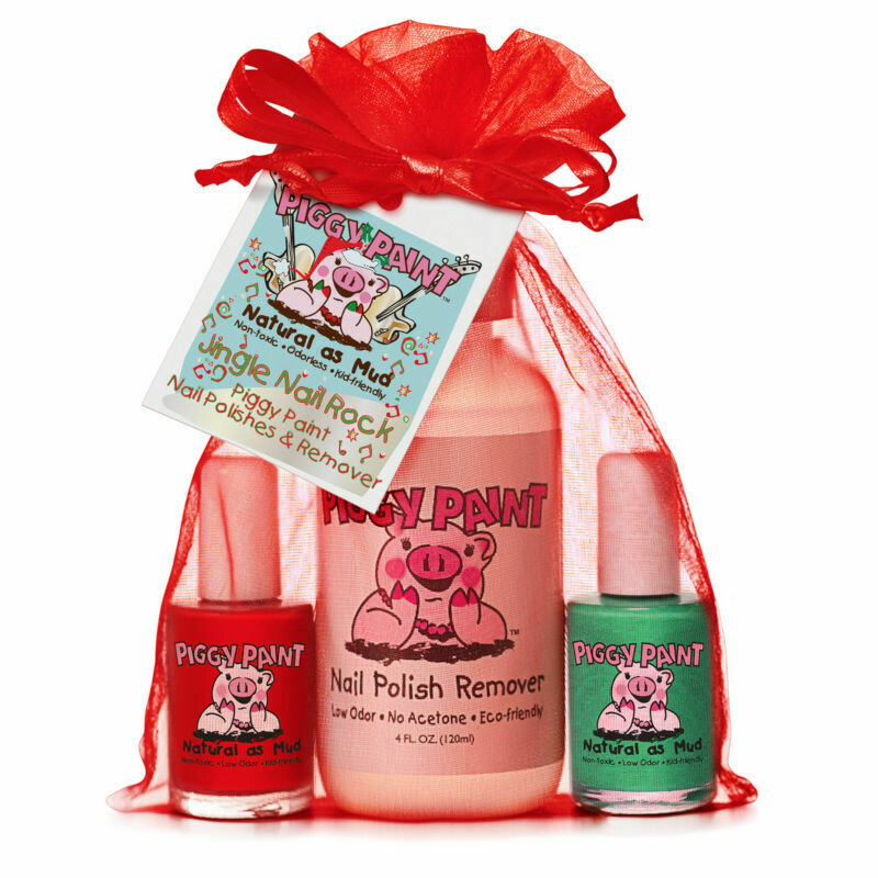 Piggy Paint Jingle Nail Rock Gift Pack