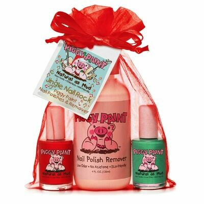 Piggy Paint Jingle Nail Rock Gift Pack