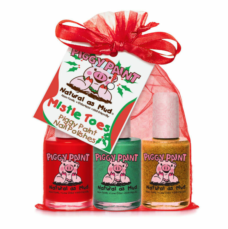 Piggy Paint Mistle Toes Gift Pack