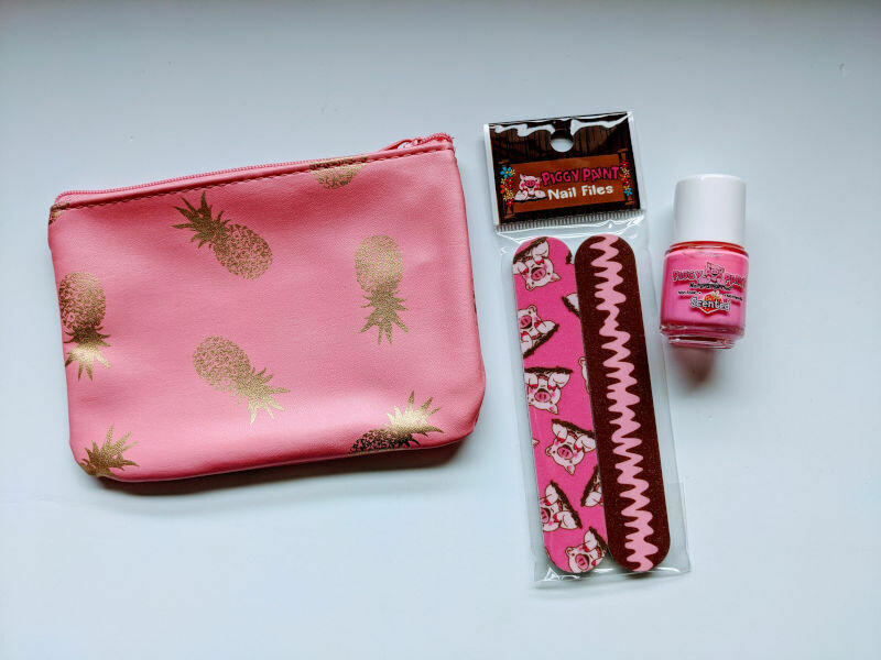 Pink Pineapples Gift Bag