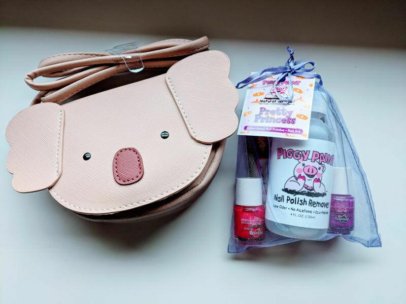 Play Makeup Gift Bag - Koala Pretty Princess