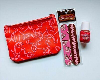 Red Flamingos Gift Bag