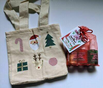 Christmas Gift Bag - Mistle Toes