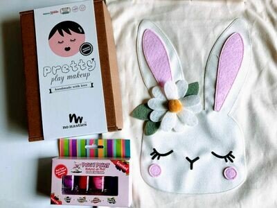 Play Makeup Gift Bag - Easter Bunny
