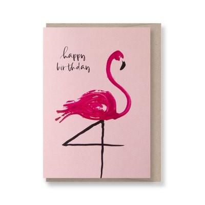 Flamingos for Eva